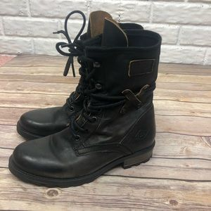 PLDM by PALLADIUM Combat type boot | Black